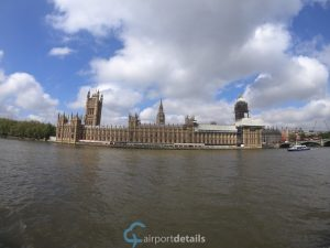 Houses of Parliament - Westminster-Palast - Big Ben - London